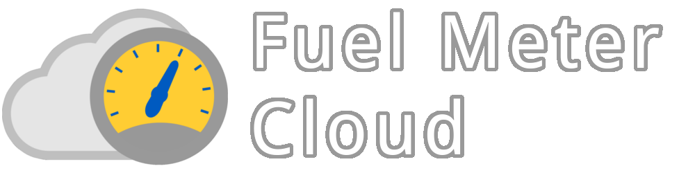 Fuel Meter Cloud Logo